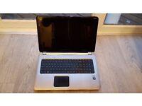 "HP DV7 6102EA Laptop - 17.3"" - Blu Ray - Quad Core, 1TB"