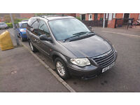 Chrysler Voyager 2004 -AUTO- 2.8 CRD auto .Great famliy 7 seater. Moted and fully serviced.