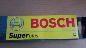 "Bosch Wiper Blade Super Plus 19"" BRAND NEW"