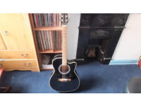 CRAFTER CRUISER JF7EBK ELECTRO ACOUSTIC GUITAR
