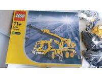 Lego Technic set 8438 Pneumatic Crane Truck
