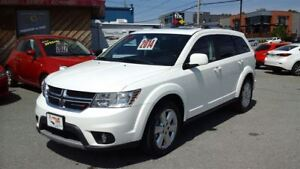 2014 Dodge Journey Limited, 7 passagers, V6