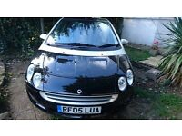 Smart forfour 1.3 Passion 5dr - very good conditiona, service history , ONE LADY OWNER FROM NEW