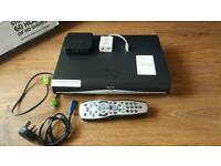 Sky+HD box with 500gb storage and On Demand connector