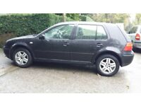 volkswagen golf 1.9diesel automatic full service history 1 owner