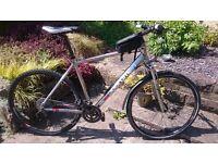 Boardman Hybrid MX Comp Bike