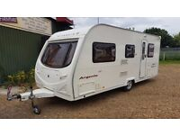 AVONDALE ARGENTE 4 BERTH WITH AWNING 2006
