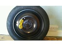 Spare / space saver wheel 125 / 80 / 15