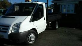 Ford Transit tipper 12 plate no vat