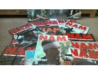 NAM magazines 19 . vietnam experience 1965-75 ( collection only)