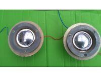kef K2 celeste speakers