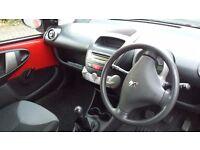 Peugeot 107 1.0 12v Access 3dr ***FREE ROAD TAX***