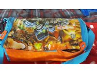 Mixed skylanders in bag/ playmat