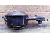 Vw beetle classic air pan filter