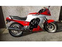 Kawasaki, GPZ, 1985, 908 (cc)