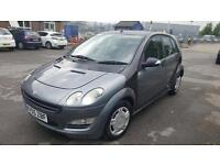 2005/55 Smart Forfour Pulse 1.1 75Bhp Full Service History