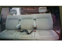 VW T4 Rear Seats