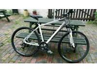 """Carerra Crossfire hybrid bike 21"""""""