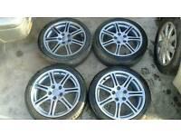 Honda civic type r wheels