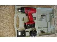 faulty drill driver