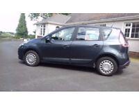 NOV 09 Renault Scenic 1.6 Expression**New Model**FULL MOT**
