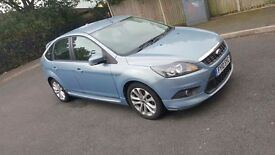 Ford FOCUS Zetec S 1.6L (Blue) 76000 miles Cat D