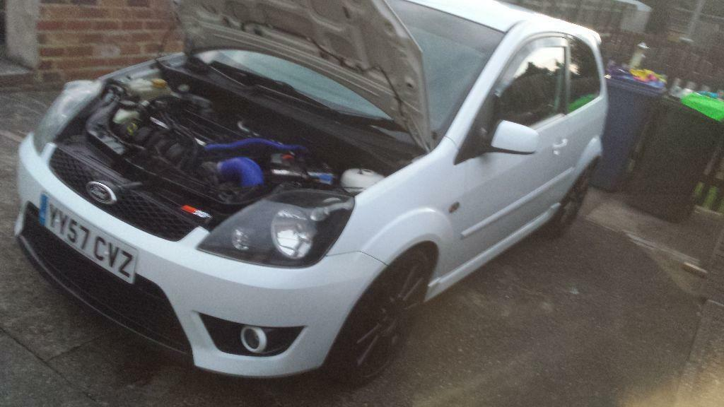 Fiesta St   Turbo Conversion