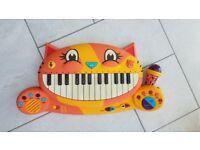 B. Meowsic music Keyboard for children