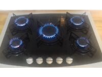 Gas Hob Belling 5 burner