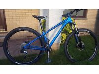 "29er Hardtail Trek Stache 7 (2014) Mountain Bike 15'5"" Perfect for Small Woman"