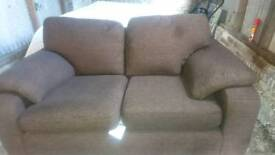 Sofa- mint condition. Incredibly comfy