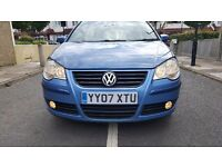 2007 VW Polo 1.2 S MODEL - CHEAP PETROL - LOW INSURANCE GROUP - GREAT CAR TO DRIVE - LOW PRICED