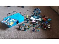 lego dimensions for ps4 and extras