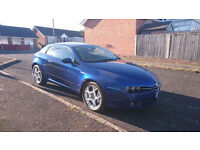 Alfa Romeo Brera 2.4 JTDM 57 Plate - Superb, Love of My Life, Clashing Unsuccesfully with Adulthood