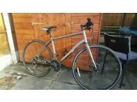 Marin hybrid mountain bike