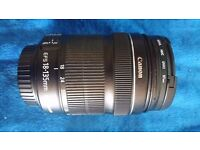 Canon EF-S IS STM 18-135mm F/3.5-5.6 STM EF IS Lens
