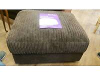 Large storage footstool Harveys was 432