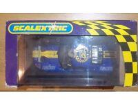 Scalextric car - MINT CONDITION New, unused and boxed Ford GT Limited Edition.