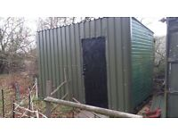12ft x 8ft Storage Barn for Builder / Gardener etc on small farm near Tring or workshop