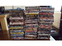 Joblot of dvds
