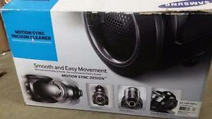 Samsung Canister Vacuum (VC12F70PRJC/AC)