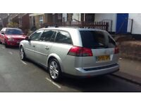 Vauxhall vectra estate sri 1.9cdti