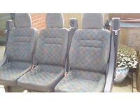 mercedes vito rear seats (3)