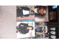 Michael Jackson LP'S