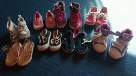 Infant size 2-3 girls