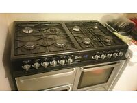 Cooker - Flavel Finesse 100 gas 8 burner in good condition