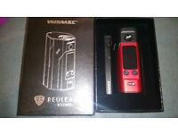 Wismec RX200S Red/Black Brand New 250w