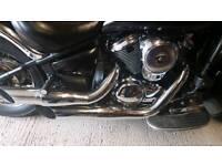 Kawasaki vn900 classic custom