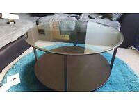 Glass Coffee Table **NEEDS TO GO THIS WEEK**