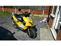 Honda x8r 50cc moped scooter mot Jan 18 £550 ono